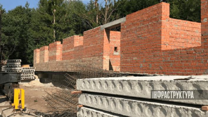 Розпочато будівництво 124 житлових комплексів для контрактників із 184 запланованих
