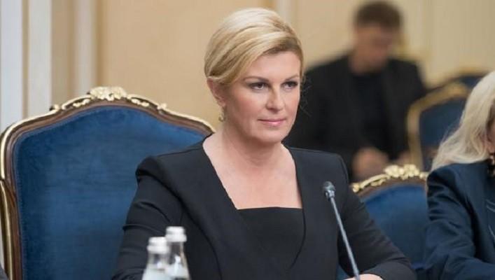 """""""Наш чекист бы засс…л"""": Як президент Хорватії """"вмила"""" Путіна своїм вчинком на ЧС-2018 (фото)"""