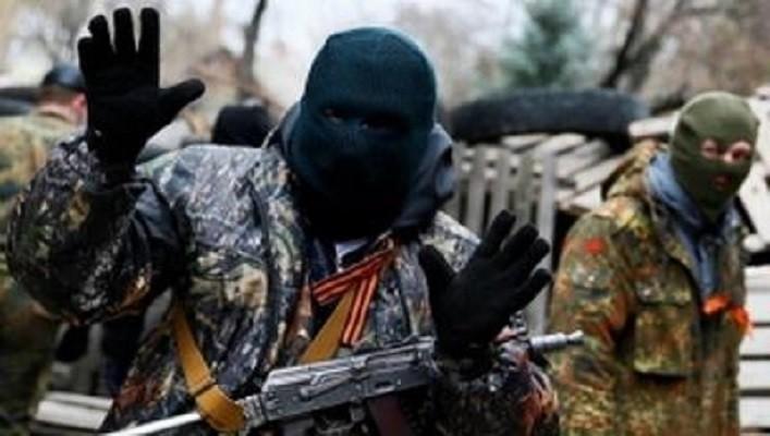 В оккупированной Горловке взбунтовались российские наемники