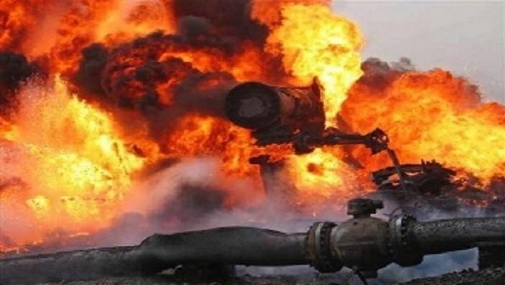У окупантів істерика. Звинувачують ЗСУ: На Донбасі пролунав потужний вибух (відео)