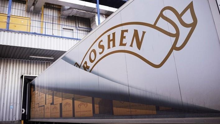 Щороку обсяг експорту продукції Roshen зростає на 30%