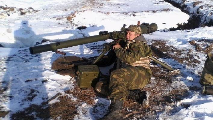 В районе ООС ликвидирован гранатометчик «ДНР» из Макеевки: опубликованы фото