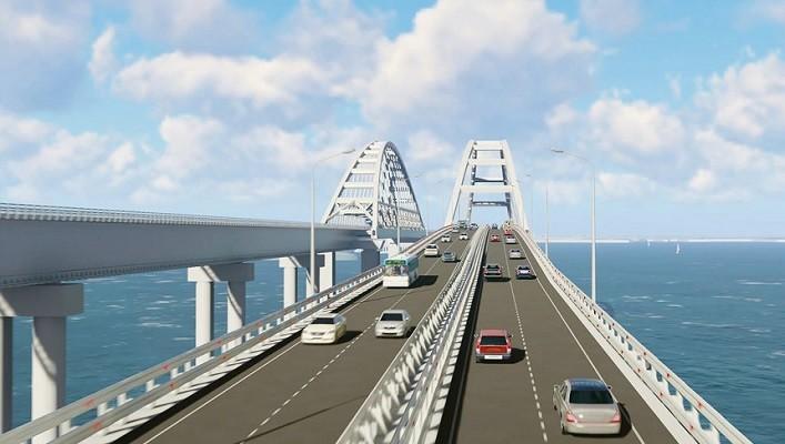 «Рванули на Кубань»: туристы ринулись по Крымскому мосту не в том направлении