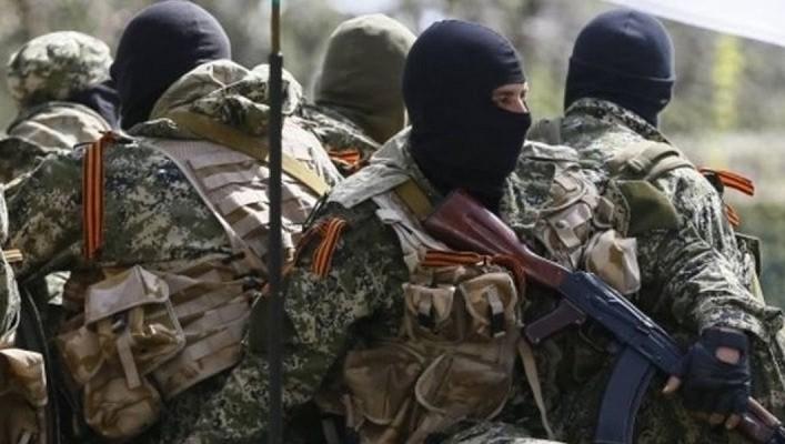 Боевики устанавливают дополнительное взрывательное оборудование на территории Донбасса