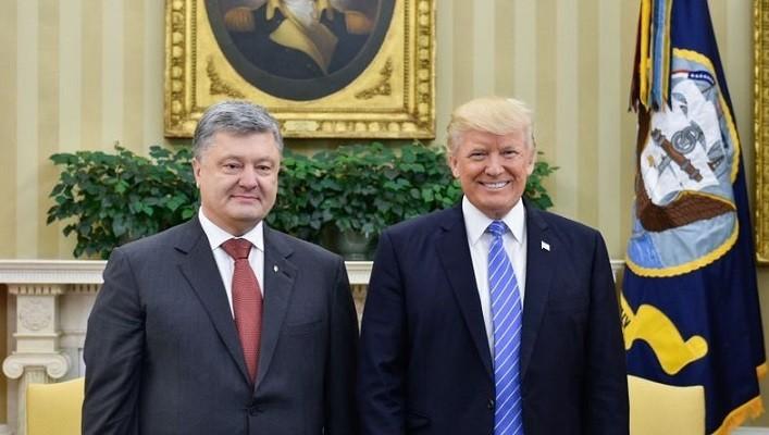 Саммит НАТО: Украина работает над отдельной встречей Трампа и Порошенко