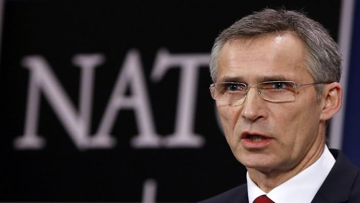 Столтенберг назвал Украину ближайшим партнером НАТО