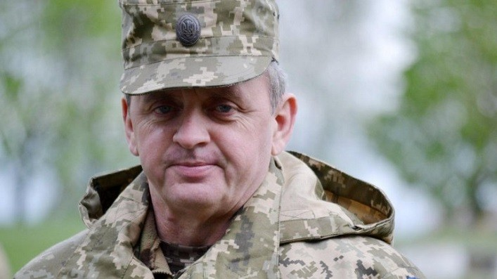 Рішення Генерала армії України Віктора Муженко по відпусткам та відпочинку військовослужбовців у збройних силах