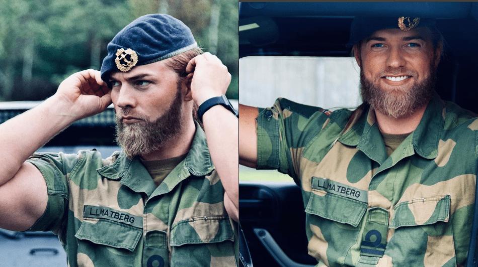 У НАТО з'явився свій секс-символ – норвезький вікінг (ФОТО)