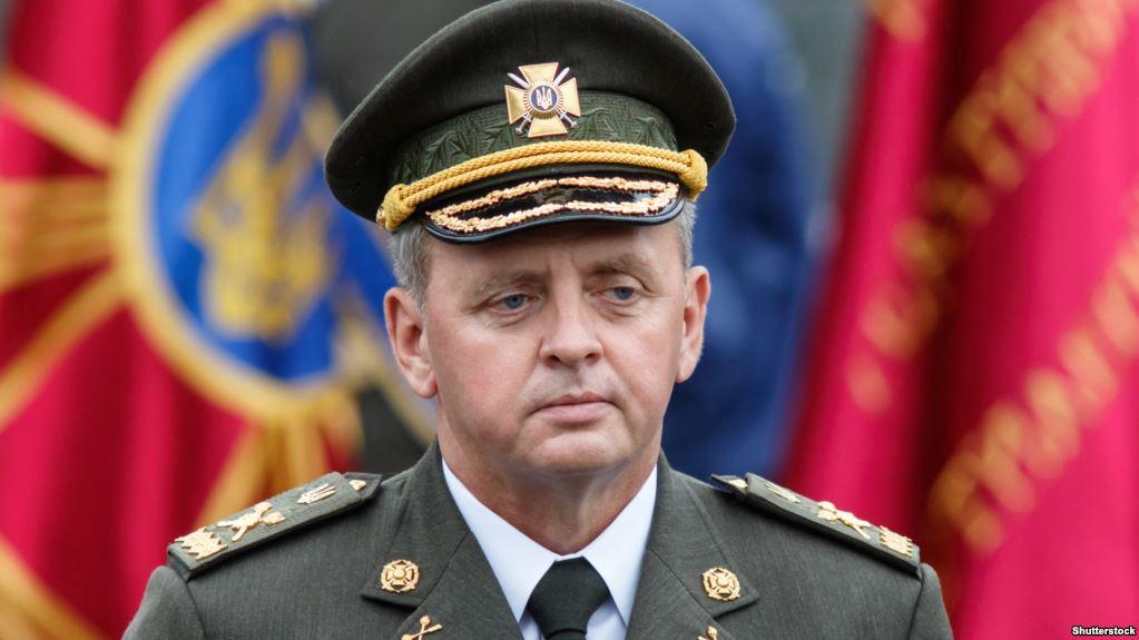 """Збройні Сили України приведені у бойову готовність """"повнаˮ"""