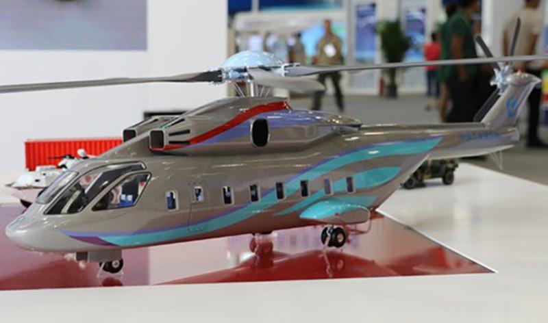 Россия так и не смогла убедить китайцев использовать в своих вертолетах AHL российские, а не украинские двигатели