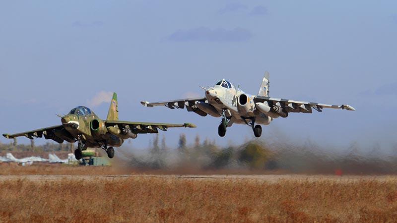 Перевірено готовність штурмової та армійської авіації (ВІДЕО)