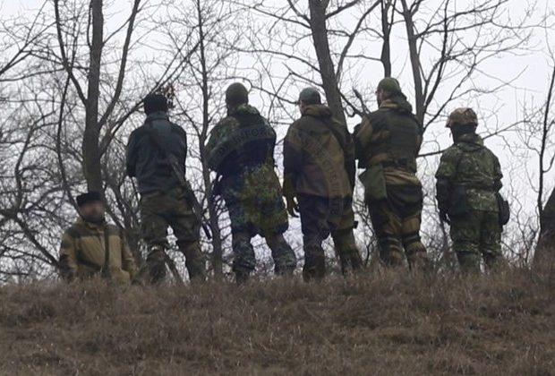 """У Молдові затримали озброєне до зубів угрупування з символікою """"ЛДНР"""""""