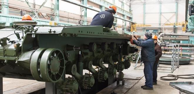 Предприятия Укроборонпрома переходят на особый режим работы