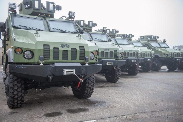 Армія суттєво поповнить парк військової техніки