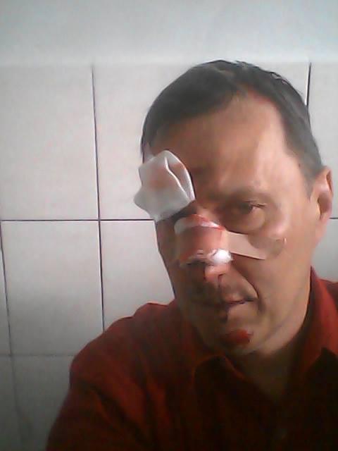 """Орест Гаранджа, громадський активіст, голова ГО """"Не мовчи"""""""