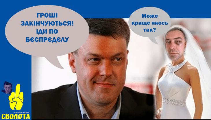 """За викриття злочинів """"свободівця"""" Ігора Мірошниченка активісту погрожували та зламали ніс, правоохоронці бездіють"""