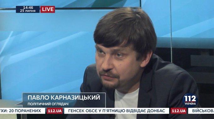 СБУ примусово повернула до Білорусі проросійського пропагандиста, який працював в інтересах країни-агресора
