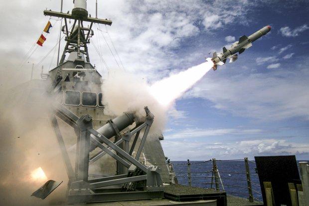 В Украину прибудут мощные противокорабельные ракеты из США (ВИДЕО)