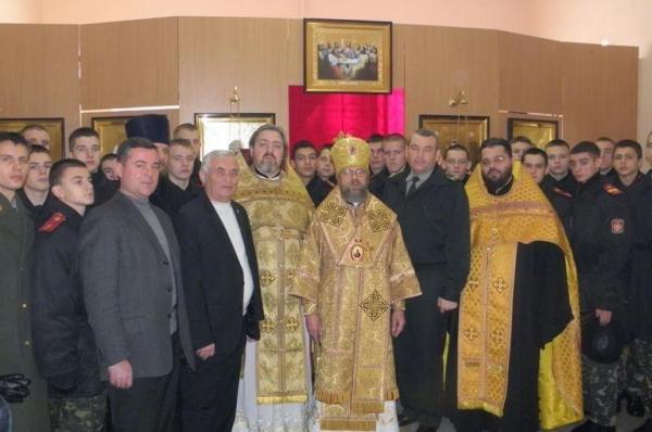 Обережно, церковні провокації! Митрополит Августин Маркевич (УПЦ МП) координується службою військового духовенства армії РФ