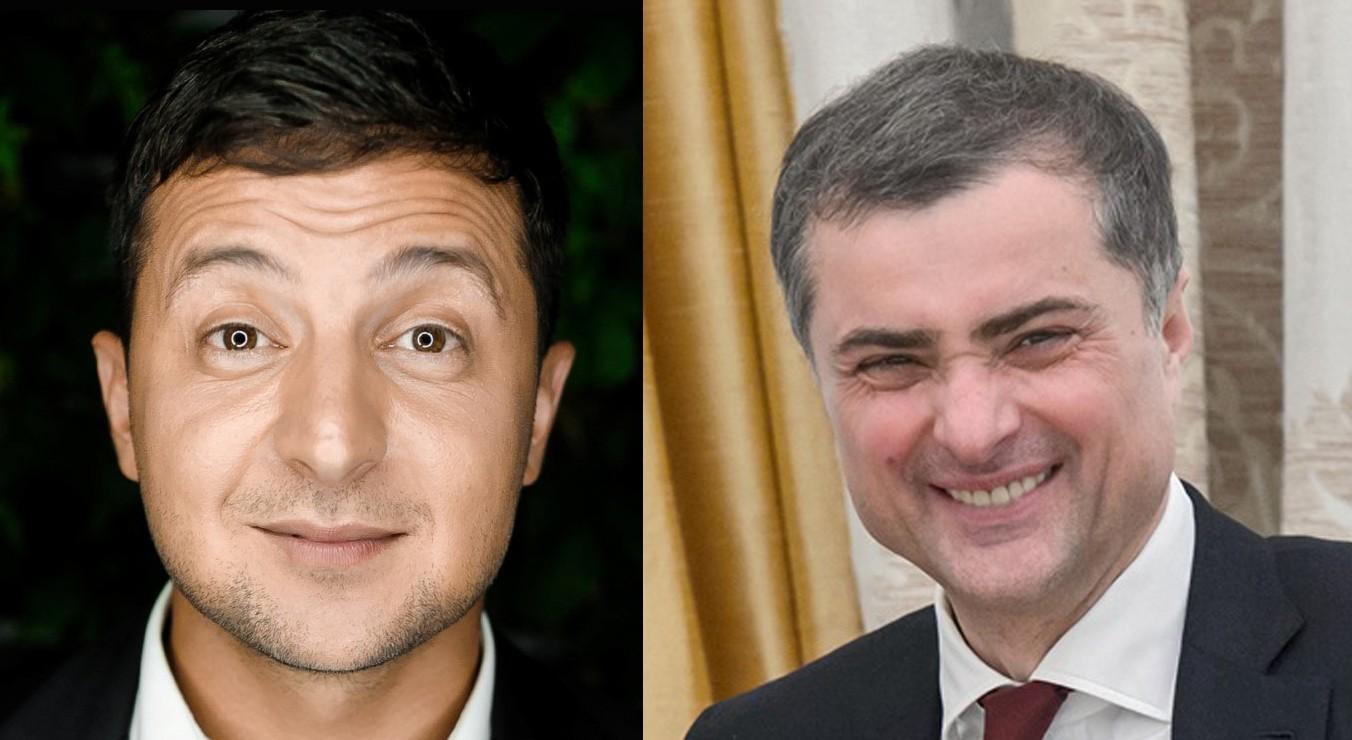 СМИ: Взломанная переписка указывает на финансирование Зеленского людьми Малофеева и Суркова