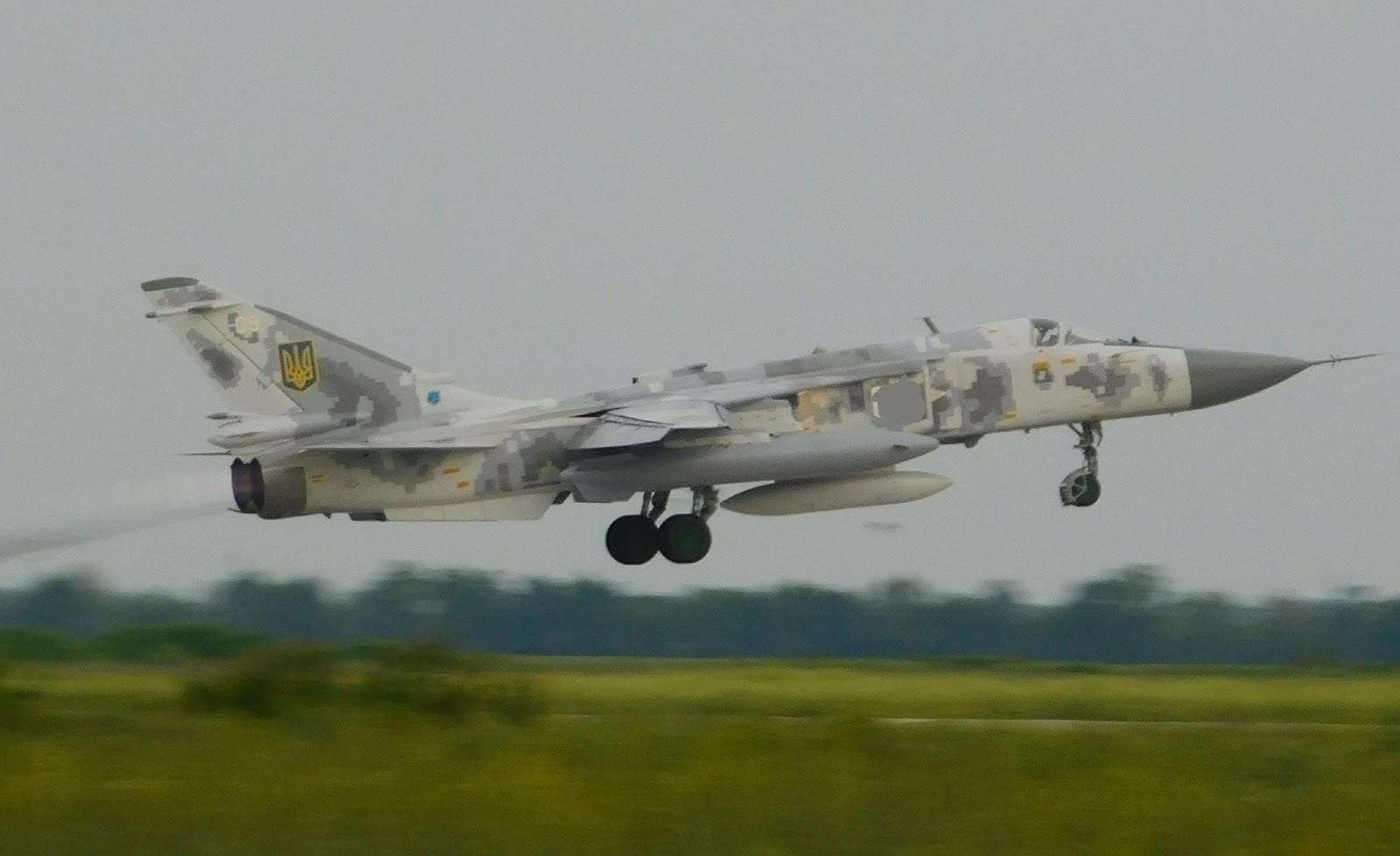 Бригада тактичної авіації пс зсу отримала відремонтований бомбардувальник Су-24М