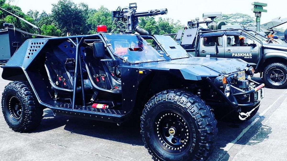 В сети назвали ТОП-10 легких тактических машин для ССО. ВИДЕО