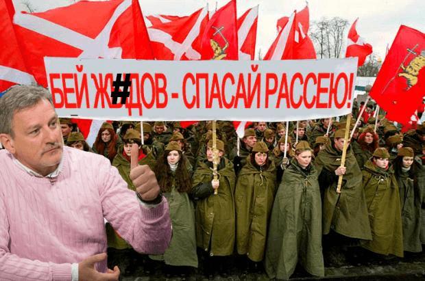 Проросійський діяч Андрій Пальчевский відзначився ксенофобськими антисемітськими висловлюваннями (ВІДЕО)