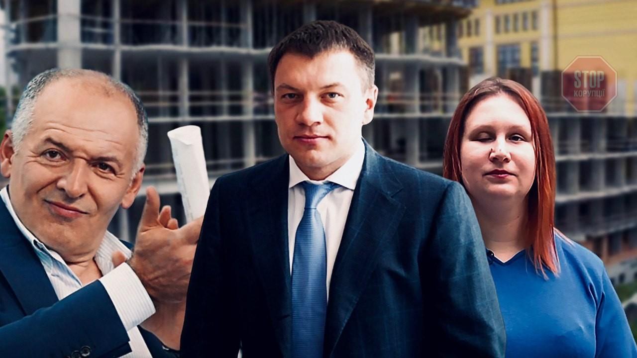 Бізнес-партнер Віктора Пінчука Дудник відбирає в Українського товариства сліпих житловий будинок (відео)